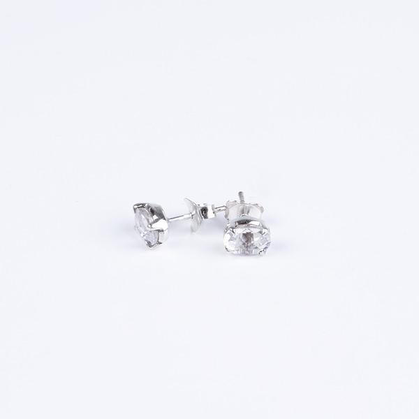 Ohrringe Stecker mit Kristall